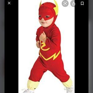 Flash Infant Costume size 1-2